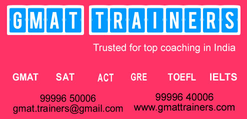 Need GMAT Coaching in Gurgaon-New Delhi NCR India